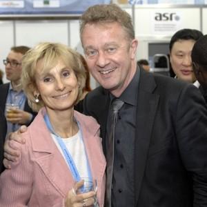 Asr Standparty - Jochen Szech & Christine Fournier