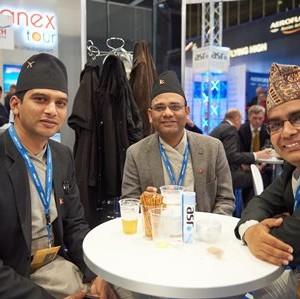 Asr Allianz Selbständiger Reiseunternehmen Itb Nepal