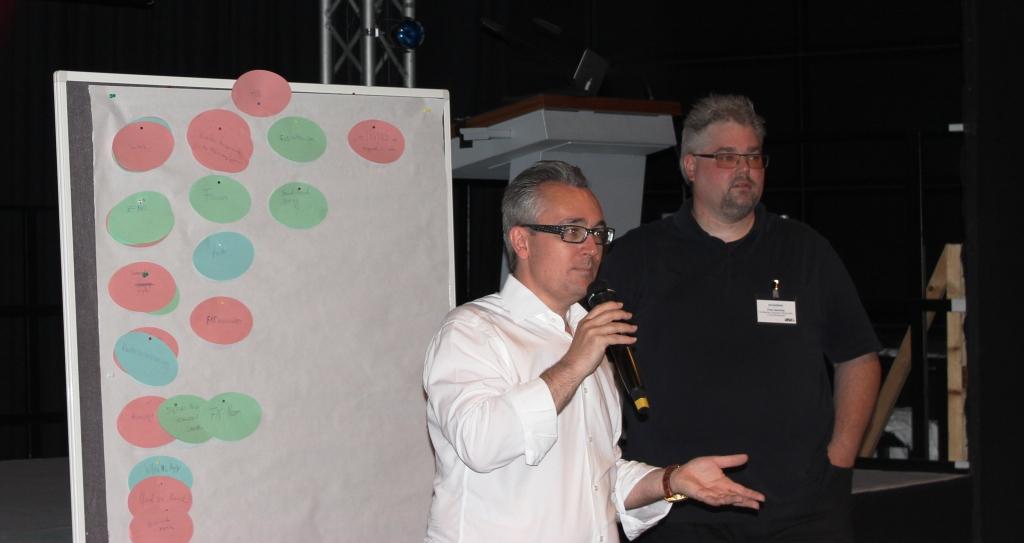 Workshop Mit Michael Buller Und Timo Iserlohe