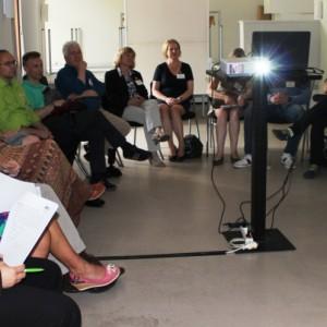 Workshoprunde Zum Thema Qualitätssicherung