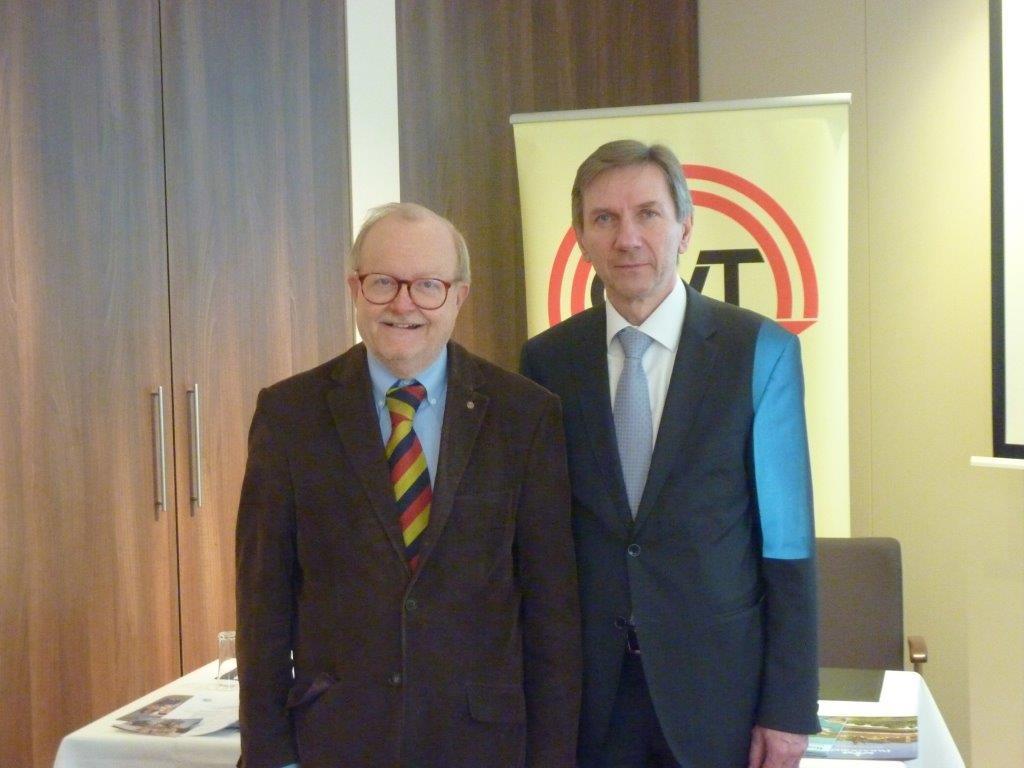 Joseph Reitinger-Laska & Nobert Pfefferlein