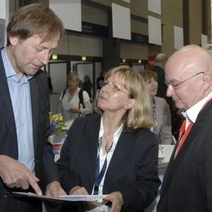 N. Kusters (Intour), G. Baumgarten-Heinke, D. Meyer