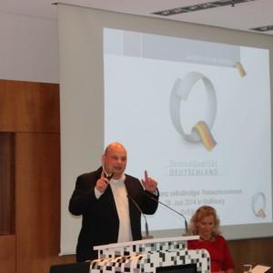 Vorstellung ServiceQualität Deutschland Durch Sven Wolf