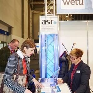 Asr Allianz Selbständiger Reiseunternehmen Itb Gemeinschaftsstand Wetu