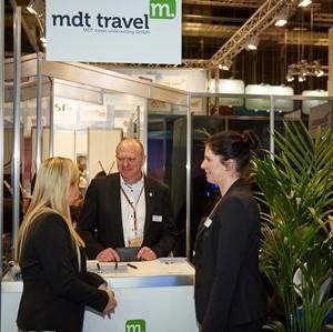 MDT Travel Underwriting Als Mitaussteller Am Asr Gemeinschaftsstand