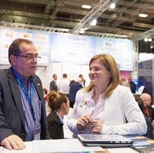 Asr Allianz Selbständiger Reiseunternehmen Itb Messestand Mitaussteller