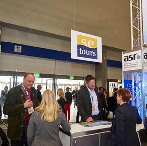 Asr Allianz Selbständiger Reiseunternehmen Itb Setours Mitaussteller