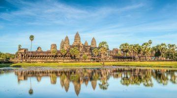 expedientenermäßigung-Angkor Wat-Kambodscha