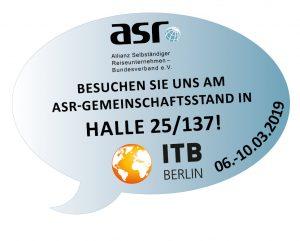 Reiseverband Branchenvertretung Reisebüro Reiseveranstalter